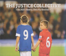 THE JUSTICE COLLECTIVE - HE AIN'T HEAVY, HE'S MY BROTHER - HILLSBOROUGH - CD