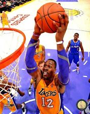 "Dwight Howard ""Los Angeles Lakers"" NBA Licensed Unsigned 8x10 Glossy Photo D"