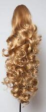 Perruques, extensions et matériel queues de cheval blonds pour femme