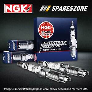 2 NGK Iridium IX Spark Plugs for Citroen 2CV 0.6L 2Cyl CARB OHV 1968-1996
