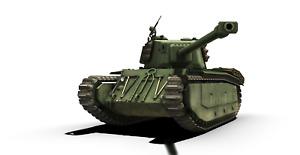Planet 1/72 ARL-44 'The Last French Heavy Tank' # MV122