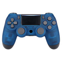 Custom Soft Touch Front Housing Shell Faceplate For PS4 Slim Pro Game Controller