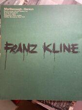 FRANZ KLINE 1910-1962, Marlborough-Gerson Exhibition Catalog, 1967