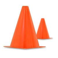7-Inch Plastic Traffic Cones (6-Pack) Multi-Purpose Cone Physical Education D3I5