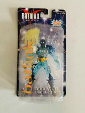 "Batman Beyond 5"" Action Figure Power Grid Batman Batlink Hasbro 1999 New Sealed"