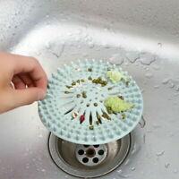 Bathroom Drain Hair Catcher Bath Stopper Plug Sink Strainer Filter Shower Covers