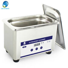 Skymen Ultrasonic Cleaner Stainless Industry Digital Watchs Jewelry Home JP-008