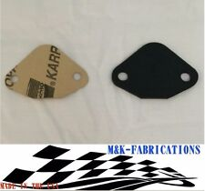 H22 H23 F22 EGR Block Off Delete Plate Blocker Honda Accord Prelude
