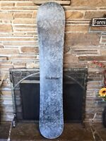Never Summer 153 cm Snowboard Old School Blotched Pattern All Mountain Nice !