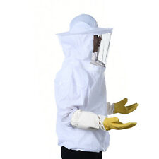 NEW Beekeeping Jacket Mask Beekeeper Suit Clothing Anti-bee Outer Garment