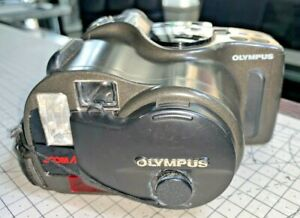 Olympus AZ-330 SuperZoom for 35mm film, early 1990s ...but...