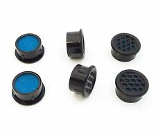 ✰ UNI Air Box Filtered Air Vents for Motorcycle Filters - 6 Pack ✰ UFV-6