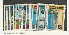 Barbados, Postage Stamp, #328-343 Used Set, 1970, JFZ
