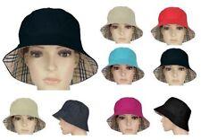 Cotton Blend Sun Hats for Men