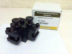 PROXXON 24415 Mehrfachstahlhalter für PD 400 No 24415