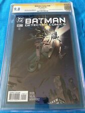 Detective #709 - DC - CGC SS 9.8 NM/MT - Signed by Lee Weeks - Batman