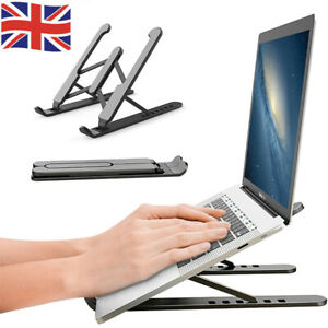 Adjustable Laptop Stand Folding Portable Desktop Holder Office Support Holder