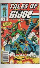 TALES OF G.I. JOE  A Real American Hero #1 (1988)  Marvel  High Grade