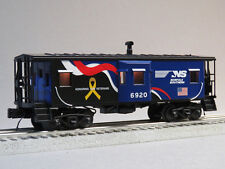 MTH RAIL KING NORFOLK SOUTHERN VETERANS CABOOSE O GAUGE train 30-4240-1-C NEW