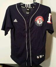 Texas Rangers #32 Josh Hamilton Authentic Adidas MLB Jersey Size Youth/Boys Med