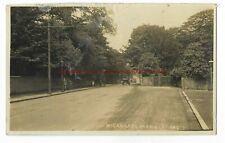 Lancashire Wigan Lane Marylebone 1924 Real Photo Vintage Postcard 29.4