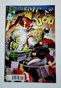 AVENGERS #6 ~ Marvel 2010 ~ 1st Full Appearance Azari T'Challa! ~ NM