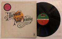 Neil Young - Harvest - Rare 1972 Venezuela Press 170.001 VG++ Ultrasonic Clean