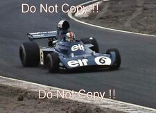 Francois Cevert Elf Tyrell 006 Dutch Grand Prix 1973 Photograph 2