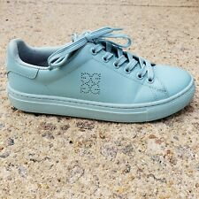 Rare GFore Street Disruptor Sneaker Shoes Womens 8 Fern Blue Leather