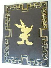 1 x Comic -  Asterix  - Delta Horizont - Band 1 - Ledereinband - Z. sehr gut