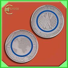 5 Euro Gedenkmünze Deutschland Germany 2016 Stgl. aus Rolle Planet Erde