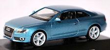 Audi A5 Coupe 8T 2007-11 en Vitrina de PC caja de presentación topacio