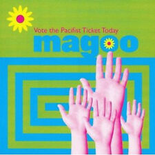 MAGOO - VOTE THE PACIFIC TICKET TODAY - CD