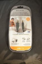 Belkin Hi Speed Pro Series USB 2.0 Extension Cable 1.8 m IN BOX