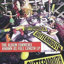 Guttermouth by Guttermouth (CD, Sep-1996, Nitro)