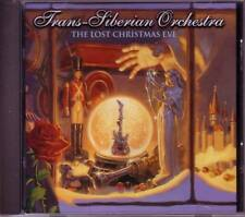 TRANS SIBERIAN ORCHESTRA Queen w/RARE MESSAGE PROMO CD