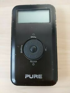 Pure Move 2520 Rechargeable Personal Digital & FM Radio