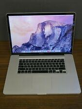 "Apple 2011 MacBook Pro 17"" / 2.20Ghz QUAD-Core i7 / 4GB / 750GB / DVD"