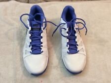 Nike Casual Sneakers For Man White and Blue Size 13.