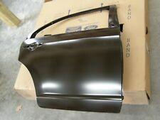 NOS OEM Ford 2010 2011 2012 Fusion RH Rear Door Sheet Metal + Mercury Milan