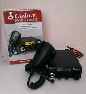 Cobra 19 Ultra III 40-Channel Compact CB Radio AM