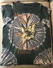 Rare Vintage Smashing Pumpkins Mellon Collie Infinite Sadness Tie-Dye T-Shirt L