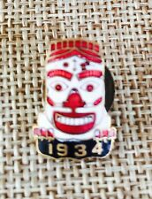 Antique Seattle SEAFAIR POTLATCH BUG Pin Original 1st Festival Booster Ultra HTF