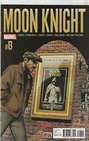 Moon Knight #8 Marvel Comic 1st Print 2016 unread NM Jeff Lemire