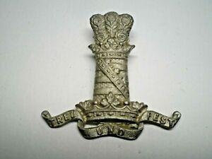 "WW I 11th Hussars "" Prince Alberts Own "" Regiment Badge"