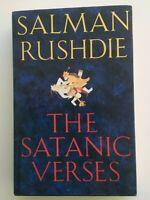 The Satanic Verses, Salman Rushdie (1st edition)