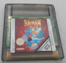 Rayman - Cart Only - GOOD CONDITION - Gameboy Color