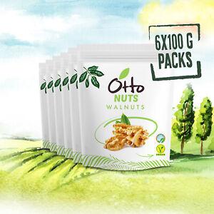 Butterfly Walnuts l 100% Natural l Vegan l Locally Sourced l Pack of 6
