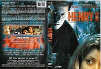 Henry II Portrait Of A Serial Killer (OOP Sensormatic 2006 DVD)