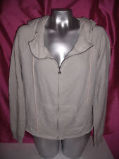 Victoria's Secret Hoodie  HEATHER OATMEAL Supermodel Essentials FRENCH TERRY MED
